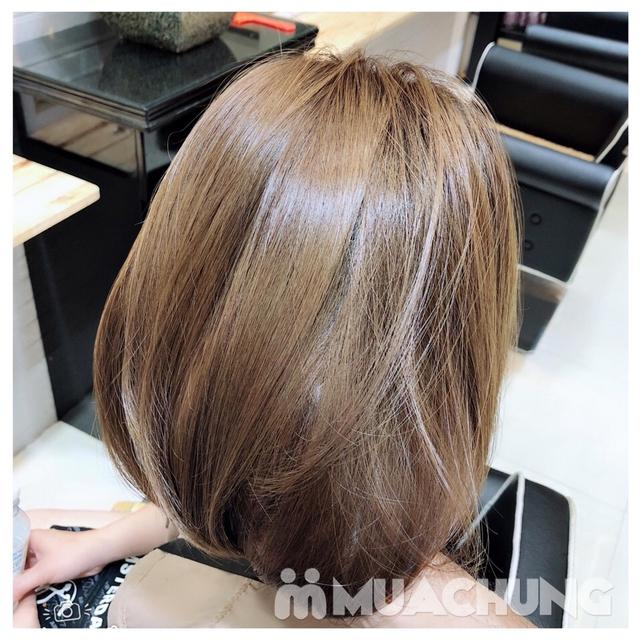 Làm tóc trọn gói tại Quân Keen Hair Salon - Tặng Thẻ Hấp 1 năm không giới hạn - 17