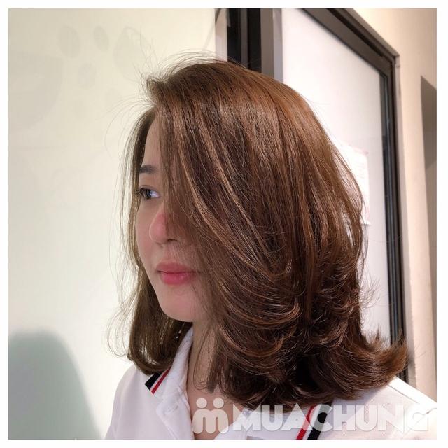Làm tóc trọn gói tại Quân Keen Hair Salon - Tặng Thẻ Hấp 1 năm không giới hạn - 23