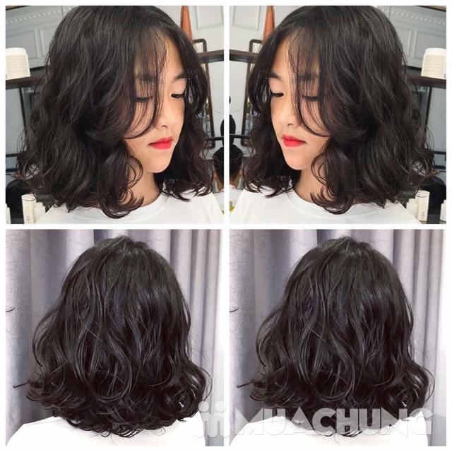 Làm tóc trọn gói tại Quân Keen Hair Salon - Tặng Thẻ Hấp 1 năm không giới hạn - 14