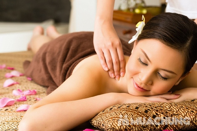 Massage Cổ, Vai, Gáy kích thích tuần hoàn máu tại Thanh Hằng Beauty And Academy - 1