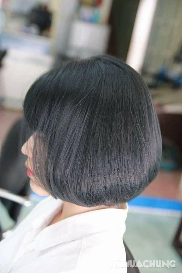 Làm tóc trọn gói tại Quân Keen Hair Salon - Tặng Thẻ Hấp 1 năm không giới hạn - 22