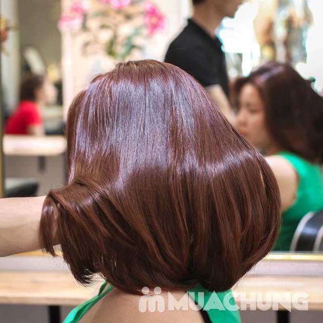 Làm tóc trọn gói tại Quân Keen Hair Salon - Tặng Thẻ Hấp 1 năm không giới hạn - 20