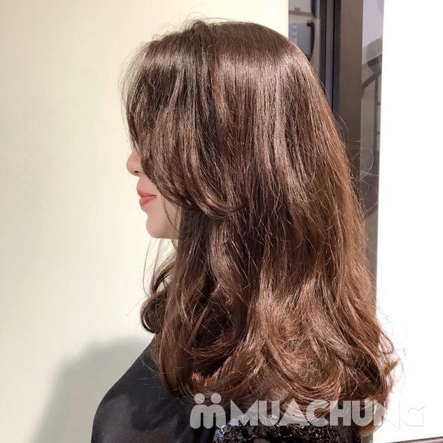 Làm tóc trọn gói tại Quân Keen Hair Salon - Tặng Thẻ Hấp 1 năm không giới hạn - 19