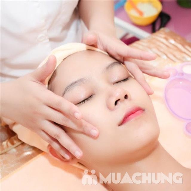 Massage body Thụy Điển kết hợp bấm huyệt/ đá nóng + Chạy Vitamin C sáng da - AHA Spa - 13