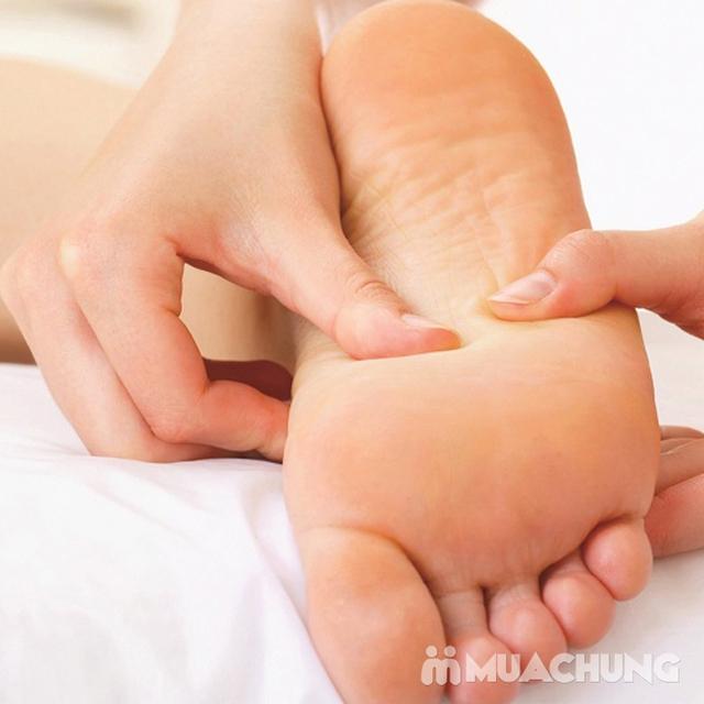 Massage body Thụy Điển kết hợp bấm huyệt/ đá nóng + Chạy Vitamin C sáng da - AHA Spa - 12