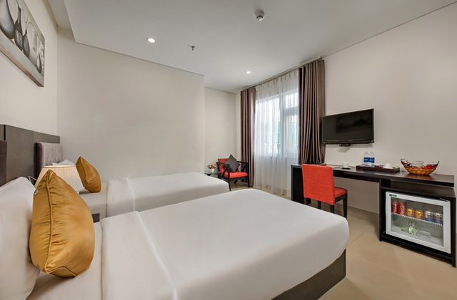 Golden Star Hotel 3,5* Đà Nẵng - Superior City View - 7