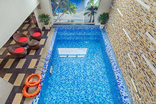Golden Star Hotel 3,5* Đà Nẵng - Superior City View - 5