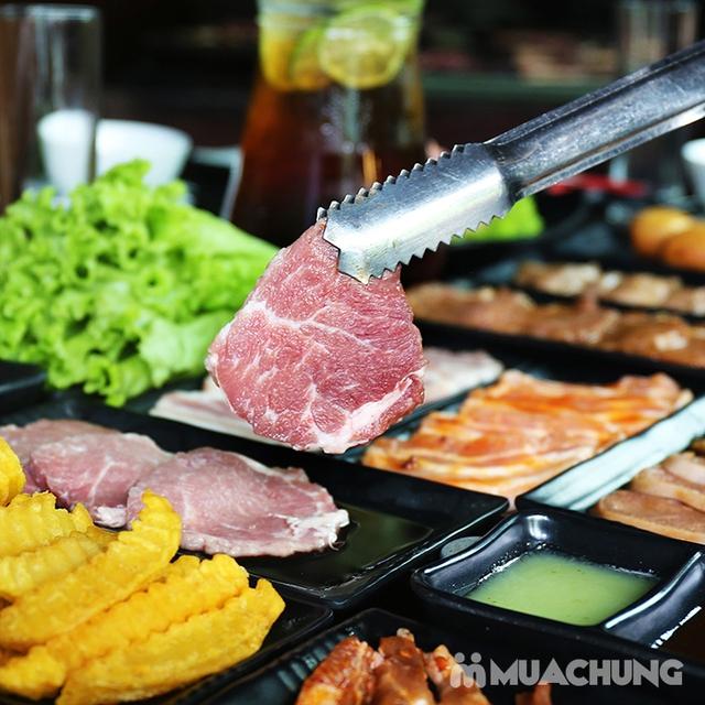 PP's BBQ & HOTPOT: Buffet nướng Ngon đẳng cấp và siêu hấp dẫn - 18