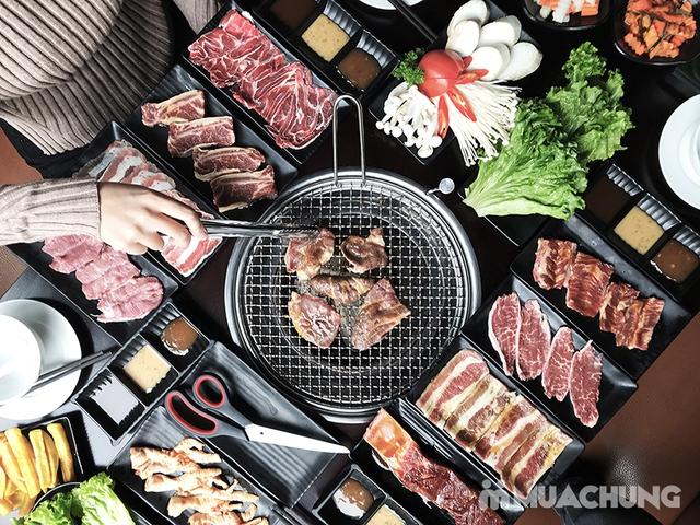 PP's BBQ & HOTPOT: Buffet nướng Ngon đẳng cấp và siêu hấp dẫn - 16