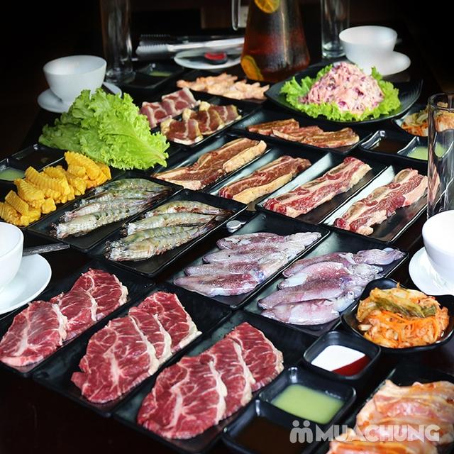 PP's BBQ & HOTPOT: Buffet nướng Ngon đẳng cấp và siêu hấp dẫn - 20