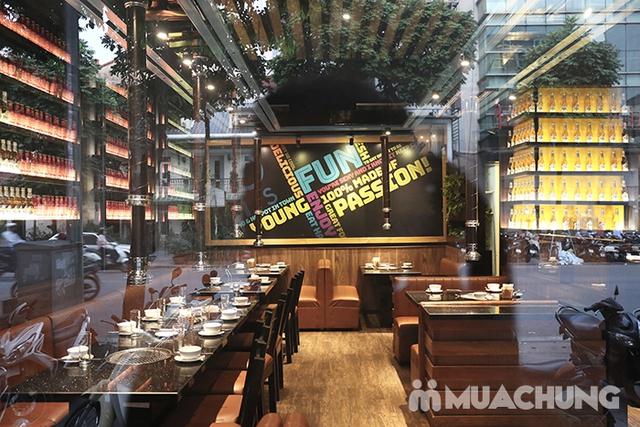 PP's BBQ & HOTPOT: Buffet nướng Ngon đẳng cấp và siêu hấp dẫn - 28