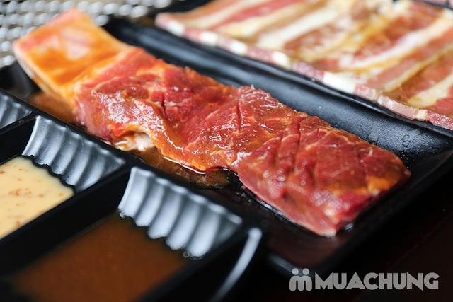 PP's BBQ & HOTPOT: Buffet nướng Ngon đẳng cấp và siêu hấp dẫn - 21