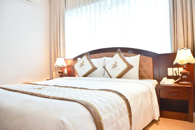 Sea Castle 2 Hotel 3* Da Nang - Superior - 2