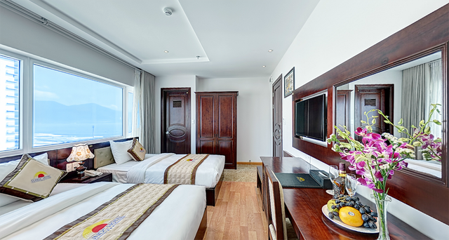 Sea Castle 2 Hotel 3* Da Nang - Superior - 18
