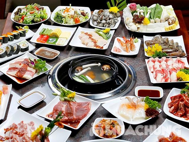 Buffet Nướng lẩu thả ga  tại Habit BBQ – Menu Happy không phụ thu - 35