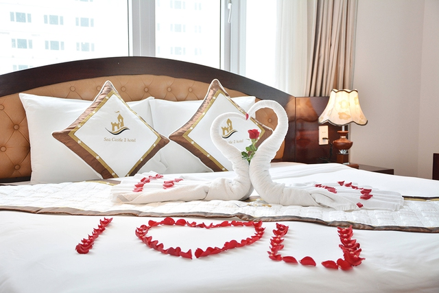 Sea Castle 2 Hotel 3* Da Nang - Superior - 3