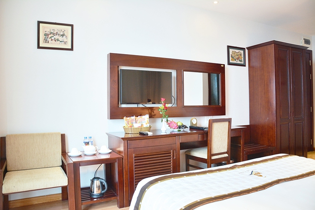 Sea Castle 2 Hotel 3* Da Nang - Superior - 9