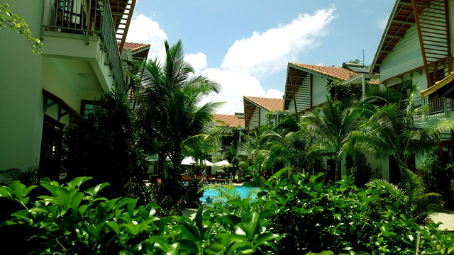 Camellia Resort & Spa Phú Quốc 3* - Có bãi biển riêng + ăn sáng cho 2 khách - 4