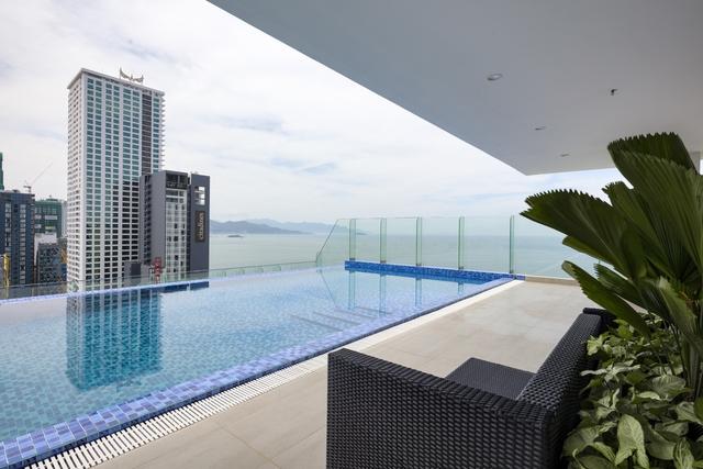 Nagar Hotel Nha Trang 4*- ngay trung tâm TP + Ăn sáng Buffet - 24