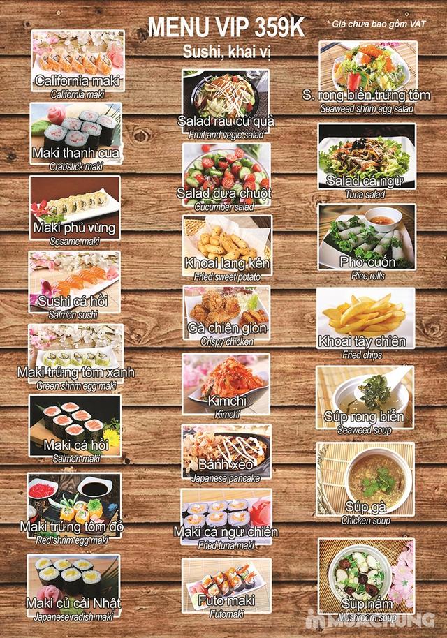 Buffet nướng lẩu cao cấp tại Habit BBQ – Menu Vip không phụ thu - 1