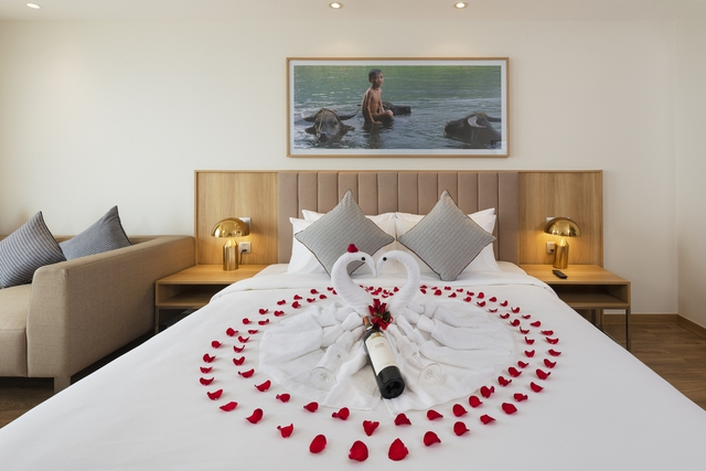 Nagar Hotel Nha Trang 4*- ngay trung tâm TP + Ăn sáng Buffet - 11