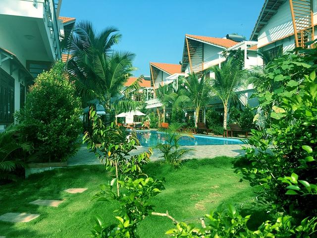 Camellia Resort & Spa Phú Quốc 3* - Có bãi biển riêng + ăn sáng cho 2 khách - 5