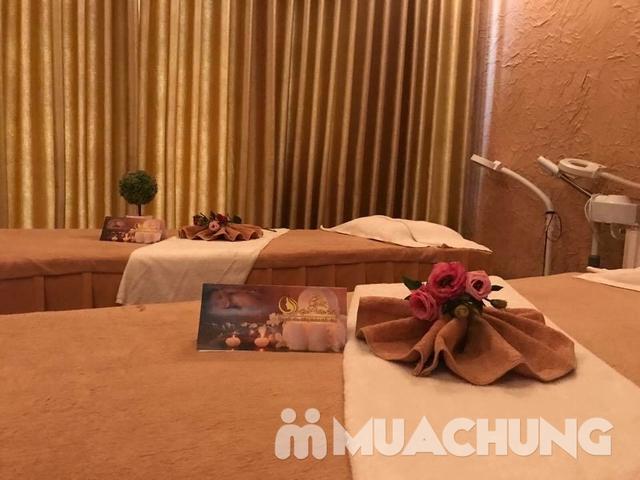 2 buổi Giảm Béo Chuyên Sâu Bằng CN Máy CAVI LIPO Kết Hợp Massage Dưỡng Sinh - 2