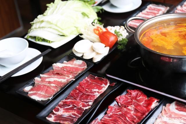 Buffet lẩu Thái hải sản - bò Mỹ Thượng hạng tại PP's BBQ & HOTPOT - 10