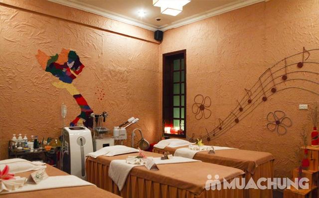 2 buổi Giảm Béo Chuyên Sâu Bằng CN Máy CAVI LIPO Kết Hợp Massage Dưỡng Sinh - 15