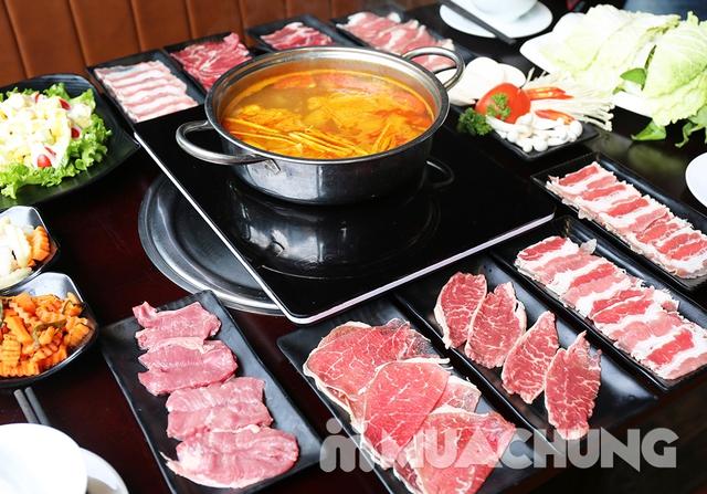 Buffet lẩu Thái hải sản - bò Mỹ Thượng hạng tại PP's BBQ & HOTPOT - 11