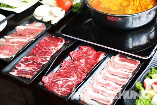 Buffet lẩu Thái hải sản - bò Mỹ Thượng hạng tại PP's BBQ & HOTPOT - 8