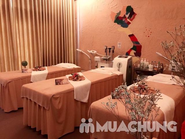 2 buổi Giảm Béo Chuyên Sâu Bằng CN Máy CAVI LIPO Kết Hợp Massage Dưỡng Sinh - 1