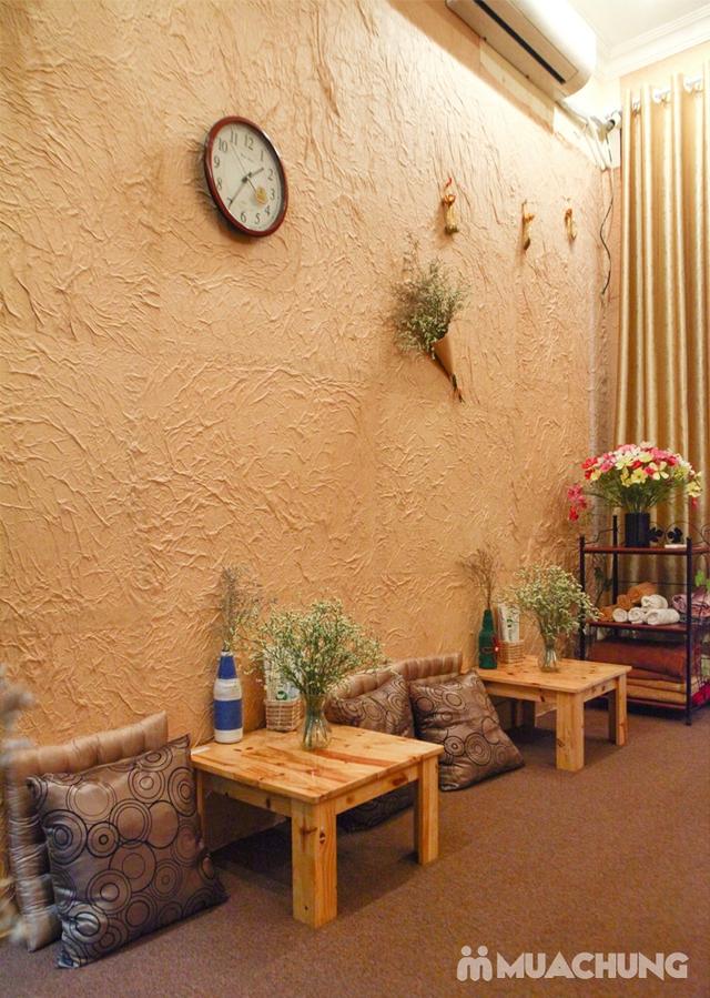 2 buổi Giảm Béo Chuyên Sâu Bằng CN Máy CAVI LIPO Kết Hợp Massage Dưỡng Sinh - 13