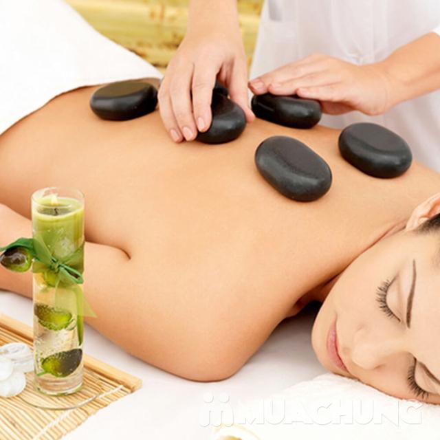 2 buổi Massage body đá nóng kết hợp xoa bóp bấm huyệt toàn thân tại Gai A Spa Mộc Trà - 12