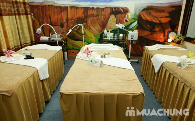 2 buổi Giảm Béo Chuyên Sâu Bằng CN Máy CAVI LIPO Kết Hợp Massage Dưỡng Sinh - 14