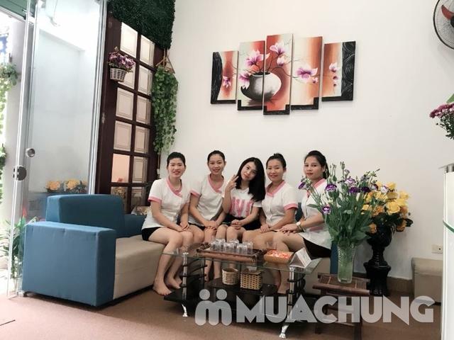 2 buổi Giảm Béo Chuyên Sâu Bằng CN Máy CAVI LIPO Kết Hợp Massage Dưỡng Sinh - 3