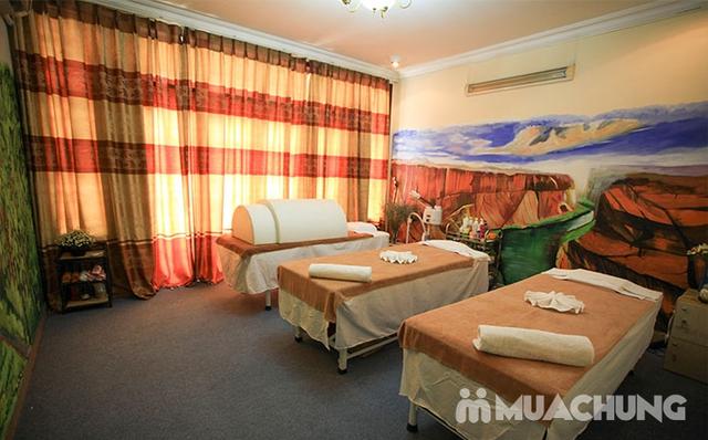 2 buổi Giảm Béo Chuyên Sâu Bằng CN Máy CAVI LIPO Kết Hợp Massage Dưỡng Sinh - 17