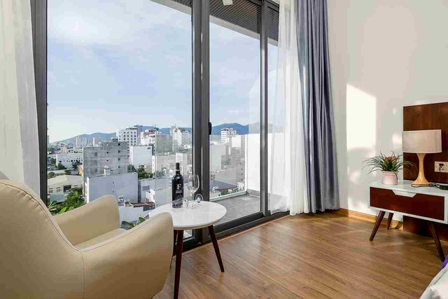 Aria Grand Hotel & Apartment 4* Đà Nẵng - Deluxe City View - 21