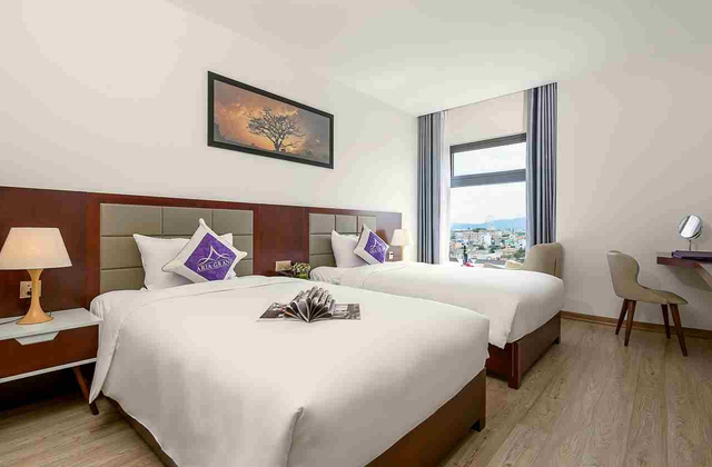 Aria Grand Hotel & Apartment 4* Đà Nẵng - Deluxe City View - 15