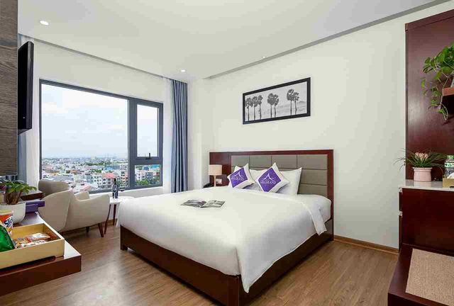Aria Grand Hotel & Apartment 4* Đà Nẵng - Deluxe City View - 28