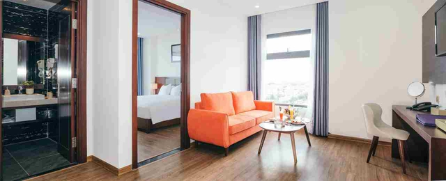 Aria Grand Hotel & Apartment 4* Đà Nẵng - Deluxe City View - 27