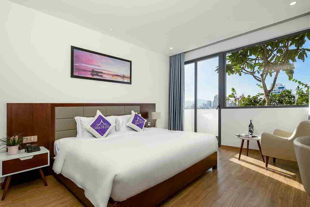 Aria Grand Hotel & Apartment 4* Đà Nẵng - Deluxe City View - 19