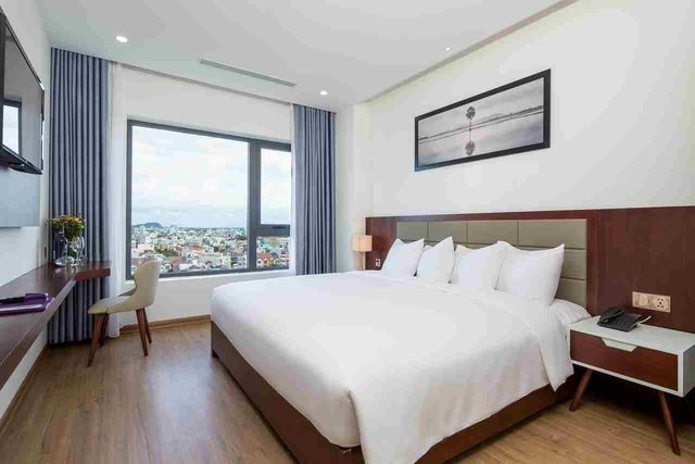 Aria Grand Hotel & Apartment 4* Đà Nẵng - Deluxe City View - 13