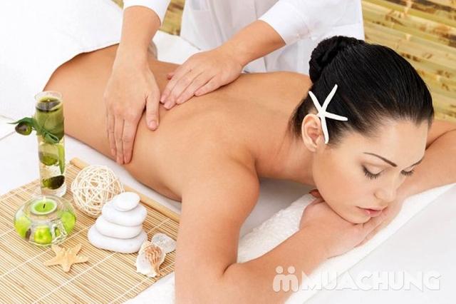 Massage trị liệu tẩy tế bào chết toàn thân tại Akira Clinic Spa - 7