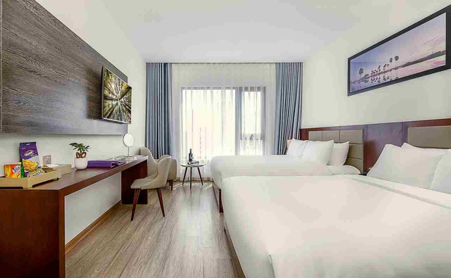 Aria Grand Hotel & Apartment 4* Đà Nẵng - Deluxe City View - 24