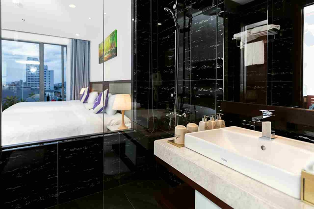 Aria Grand Hotel & Apartment 4* Đà Nẵng - Deluxe City View - 8