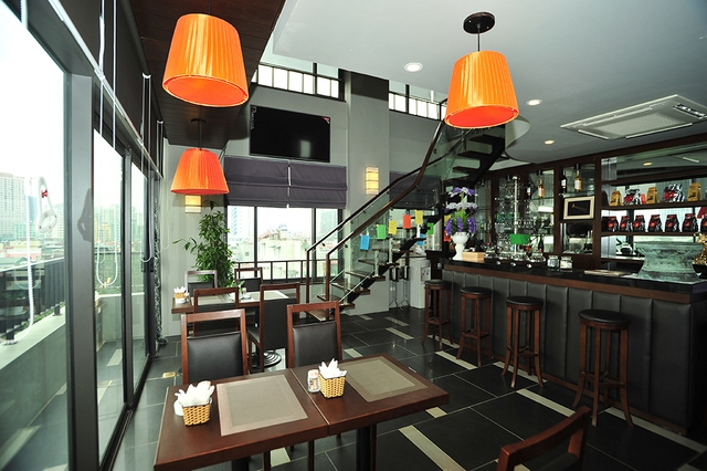 Phòng Standard Khách sạn Sinh Plaza Hotel đã bao gồm ăn sáng cho 2 người - 12
