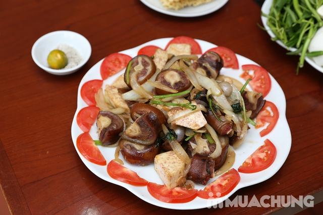 Lẩu đuôi bò hầm thuốc bắc cho 2 -3 người tại Nhà hàng Lẩu Hội Quán - 9