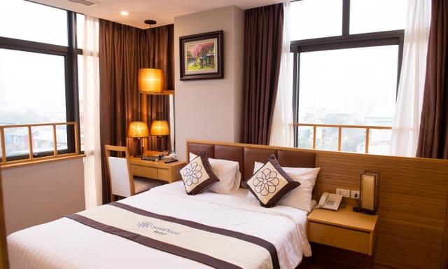 Phòng Standard Khách sạn Sinh Plaza Hotel đã bao gồm ăn sáng cho 2 người - 2