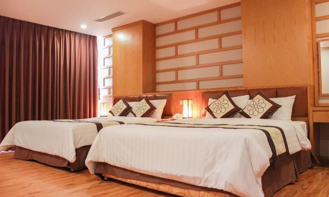 Phòng Standard Khách sạn Sinh Plaza Hotel đã bao gồm ăn sáng cho 2 người - 9